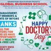 HAPPY DOCTOR'S DAY-2021
